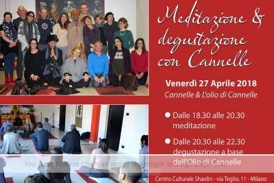 Sessione di meditazione con Cannelle Venerdi 27 Aprile 2018 – IL MULADHARA CHAKRA (2 Parte)
