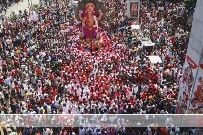 Ganesha Chaturthi, Il festival indù che celebra la nascita di Ganesha