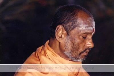 Compleanno di Baba Muktananda 16 maggio 2020 (anniversario solare)